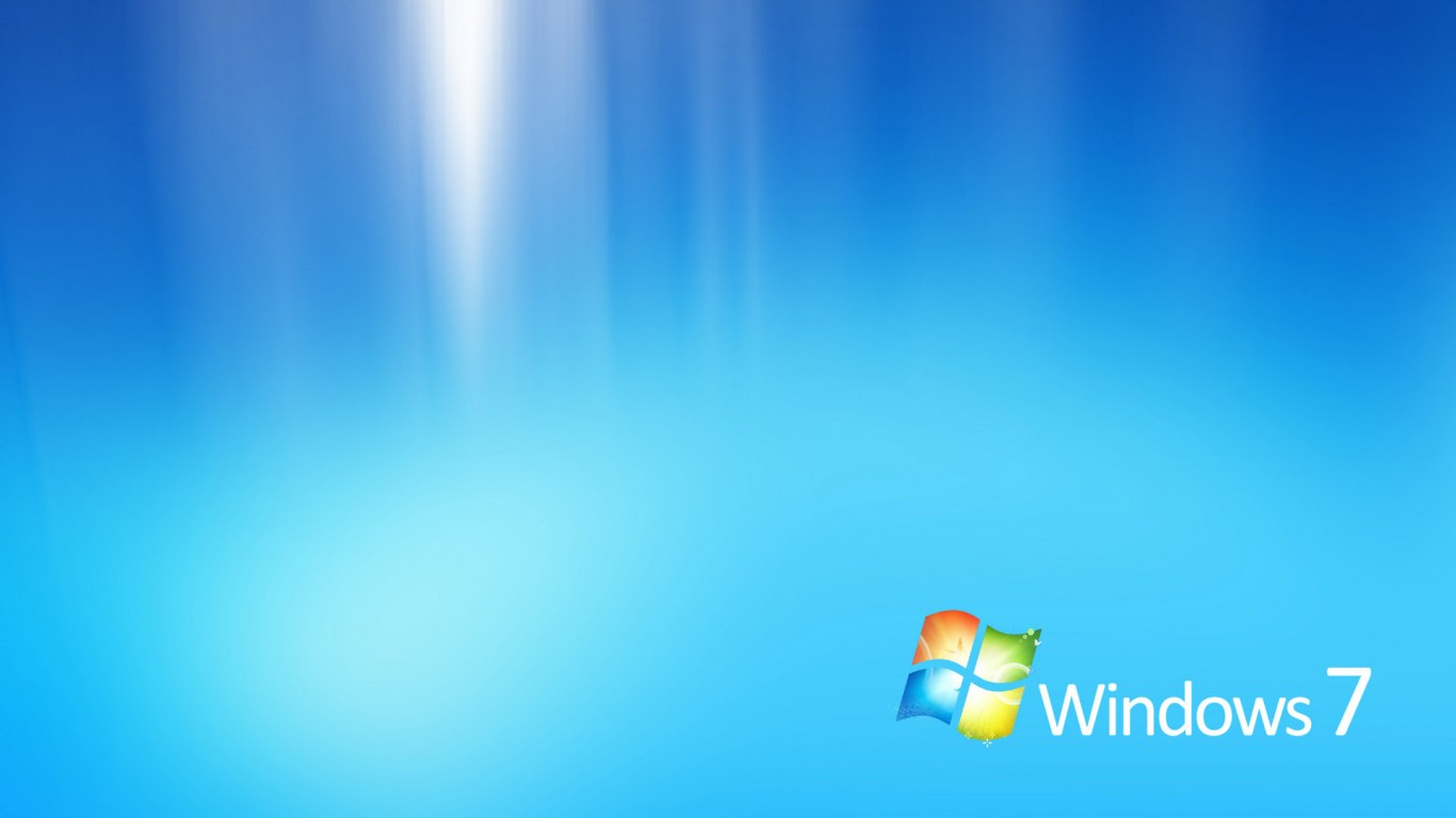 degradado azul para windows 7