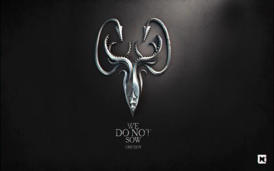 Juego de Tronos. Emblema Greyjoy