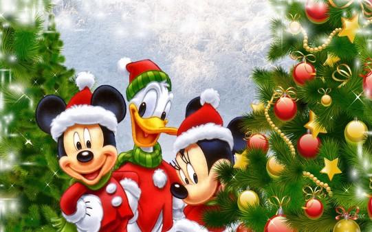 Fondos Navidad Infantil Disney HQ