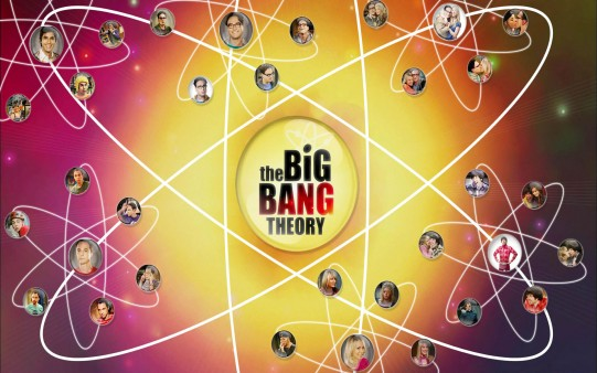 Fondo Escritorio The Big Bang Theory