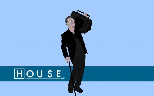 Fondos Series TV. House para móvil