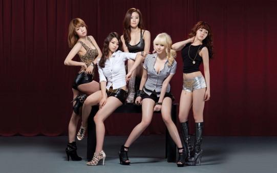 Chicas Asiáticas para el escritorio