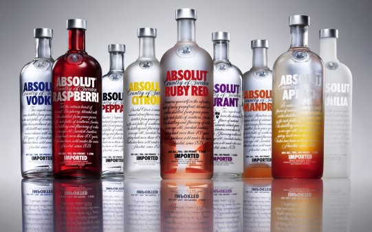 Wallpaper Absolut