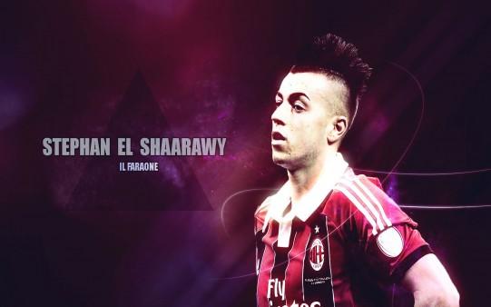 Fondo El Shaarawy AC Milán