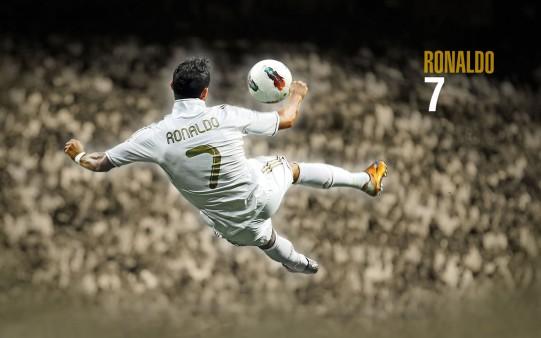 Cristiano Ronaldo Chilena.