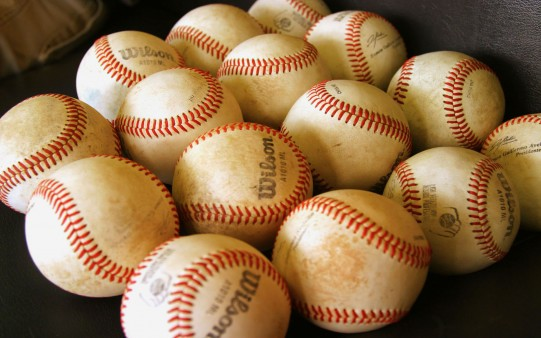 Pelotas de Beisbol.