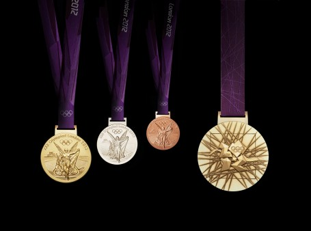 Medallas Olímpicas Londres 2012