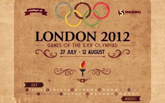 Fondo de Escritorio Juegos Olimpicos 2012