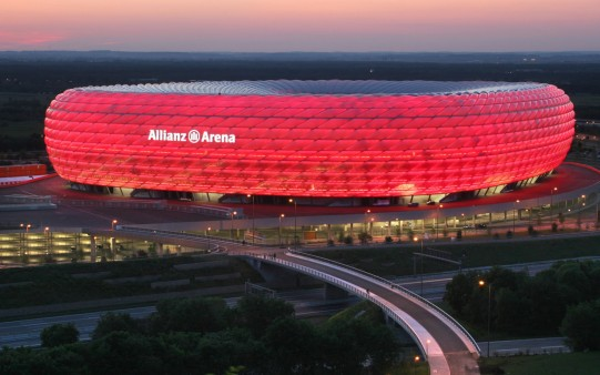 Fondo Escritoiro del Estadio Allianz Arena