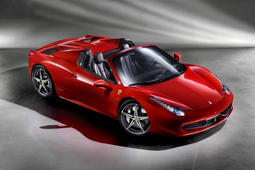 Fondo de Escritorio Ferrari Descapotable
