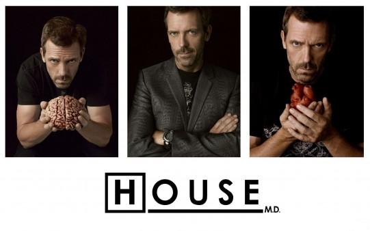 Fondo de Escritorio Serie House Temporada 8