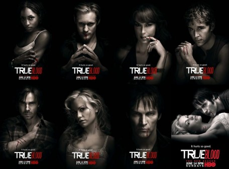 Fondo de Escritorio Personajes True Blood