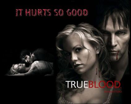 Wallpaper True Blood Serie
