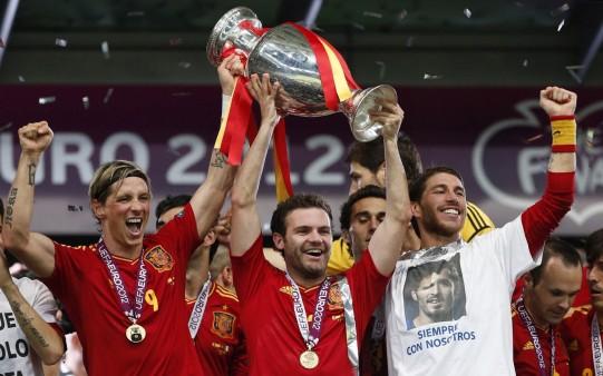 Fondo de Escritorio Copa de Campeones