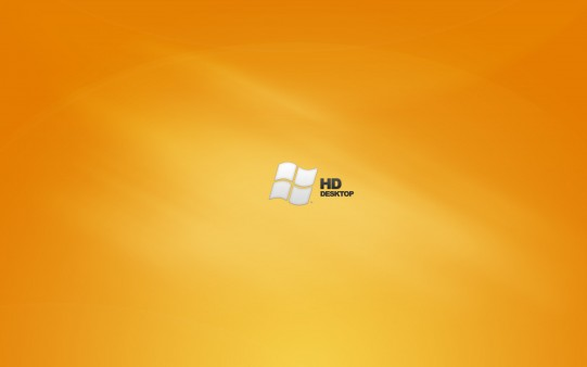 Fondo de Escritorio Windows HD Mostaza