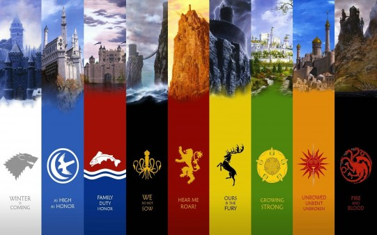 Fondo de Game of Thrones en HD