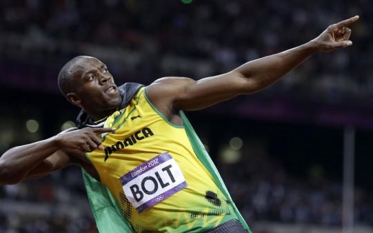 Fondo Escritorio Usain Bolt