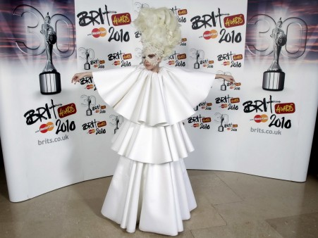 Fondo de Escritorio de Lady Gaga