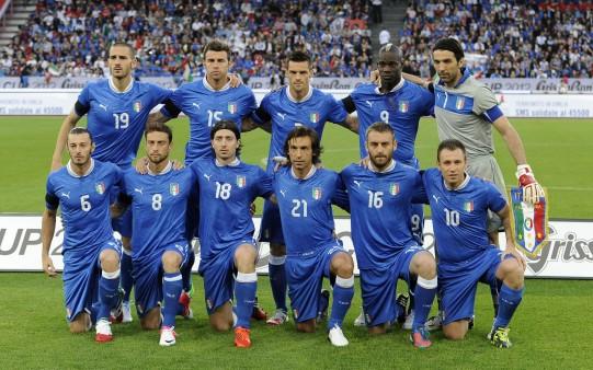 Fondo de Escritorio Deportivo. Selección de Fútbol de Italia