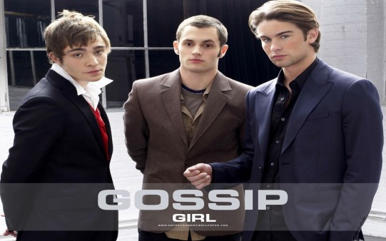 Fondo de Escritorio de Series de TV. Gossip Girl.