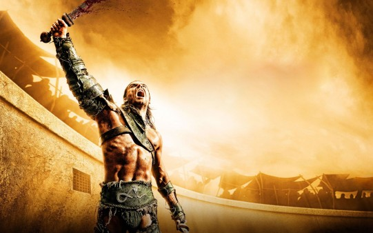 Serie Spartacus. Blood and Sand