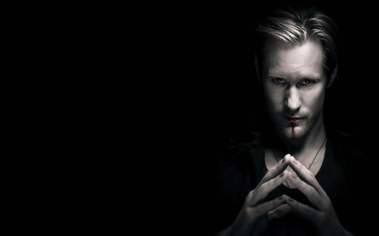 Fondo de True Blood. Eric Norman