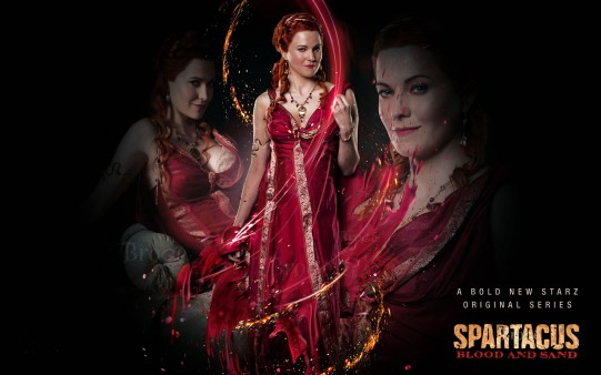 Spartacus. Blood and Sand