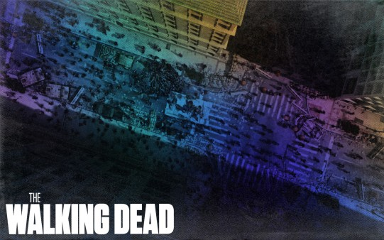 Fondo Escritorio Walking Dead