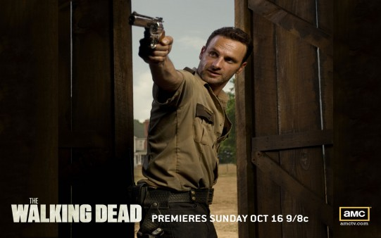 The Walking Dead. Rick Grimes