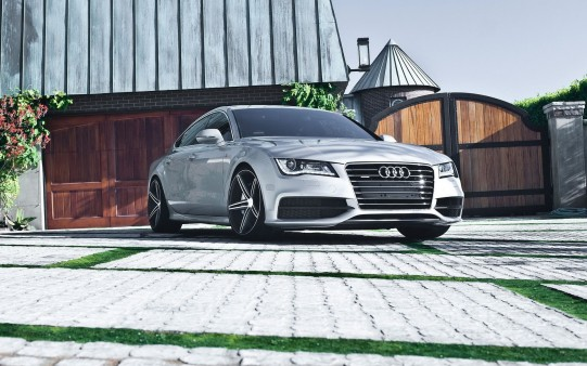 Audi deportivo