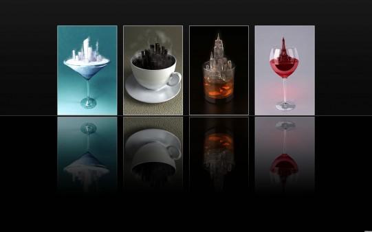 Fotos de Bebidas Arquitectónicas